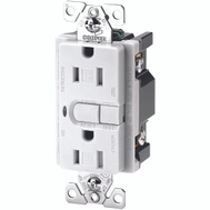 Cooper Wiring 9566TRSWS Aspire Rcpt Gfci Tr St 15Amp 2P3w Ws