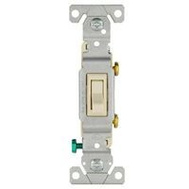 Cooper Wiring 1301-7LA Switch Toggle Sp Grounded La
