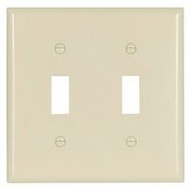 Cooper Wiring 2139LA-BOX Wallplate Switch 2G La