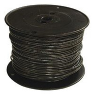 Southwire 14BK-SOLX500 14 Black Solid By 500 Thhn Single Wire