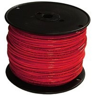 Southwire 14RED-SOLX500 14 Red Solid By 500 Thhn Single Wire