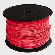 Southwire 12RED-SOLX500 12 Red Solid By 500 Ft Thhn Single Wire