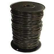 Southwire 10BK-SOLX500 10 Black Solid By 500 Thhn Single Wire