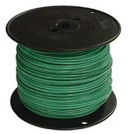 Southwire 14GRN-STRX500 14 Green Str By 500 Thhn Single Wire