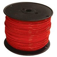 Southwire 12RED-STRX500 12 Red Stranded By 500 Ft Thhn Single Wire