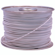 Coleman Cable 55669023 Wire Primary White 100Ft 14Ga