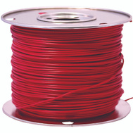 Coleman Cable 55669123 Wire Primary Red 100Ft 14Ga