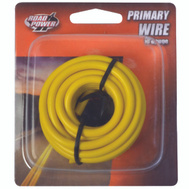 Coleman Cable 55672233/10-1-14 Wire Prim Yellow 7Ft Cd 10Ga