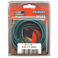 Coleman Cable 55678933/12-1-15 Wire Prim Grn 11Ft Cd 12Ga