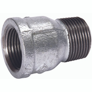 B&K Mueller 511-613BG 1/2 Inch Extension Piece Galvanized