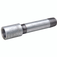 B&K Mueller 564-540HN 3/4 By 4 L And R Galvanized Nipple