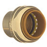 B&K Mueller 633-005HC 1 Inch Push On Tube Cap