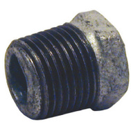 B&K Mueller 511-931HN 1/2 By 1/4 Inch Galvanized Hex Bushing