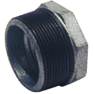 B&K Mueller 511-986HN 2 By 1-1/4 Inch Galvanized Hex Bushing