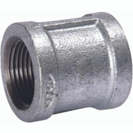 B&K Mueller 511-210BC Coupling Malleable Galv 3in