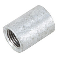 WorldWide Sourcing PPGSC-10 3/8 Galvanized Merchant Coupling