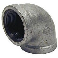 B&K Mueller 510-004HN 3/4 Inch Galvanized 90 Degree Elbow