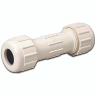 B&K Mueller 160-203 1/2 Inch Cpvc Compression Coupling