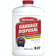 Roebic K-27-Q Cleaner Garbage Disposal Quart