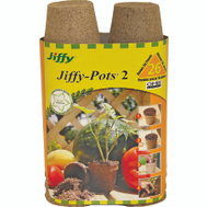 Ferry Morse JP226 Jiffy 26PK 2- 1/4 Inch Pot