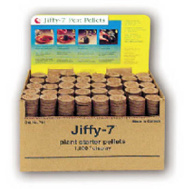 Ferry Morse J3BULK Jiffy 1000 Count Plant Starter Case Of 1000
