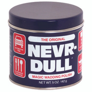 Nevr Dull L 5 Ounce Wadding Polish