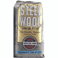 Deft PPG 106600-06 16 Pack Steel Wool Pads 0000 Super Fine