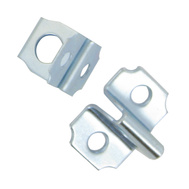 National Hardware S511-405 N102-574 N236-786 Stanley Zinc Plated Steel Hasp Replacement Staple