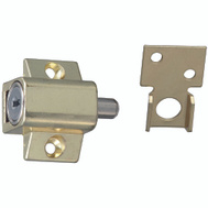 National Hardware S610-500 Stanley Bright Brass Keyed Window Lock Guard