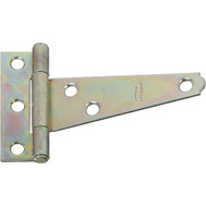National Hardware S754-030 N128-512 Stanley Light Duty T-Hinges 3 Inch Zinc Plated Steel 2 Pack