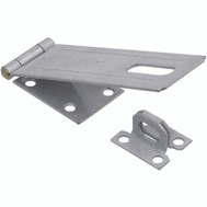 National Hardware S755-085 N102-459 N226-472 Stanley 6 Inch Steel Zinc Plated Adjustable Safety Hasp