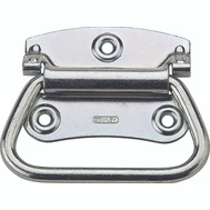 National Hardware S758-300 S331-301 N203-760 N237-347 Stanley 2-3/4 Inch Surface Mount Chest Handle Zinc Plated Steel