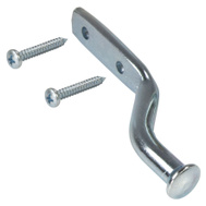 National Hardware N101-196 S092-661 Stanley Gate Latch Replacement Bar 4 Inch Zinc Plated Steel