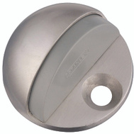 National Hardware S750-054 N325-621 N325-324 Stanley Low Rise Dome Floor Mount Door Stop Satin Nickel