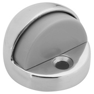 National Hardware S750-060 S750-058 Stanley High Rise Dome Floor Mount Door Stop Bright Chrome