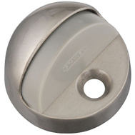 National Hardware S750-061 Stanley High Rise Dome Floor Mount Door Stop Satin Nickel