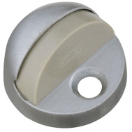 National Hardware S570-013 N215-814 Stanley High Rise Dome Floor Mount Door Stop Satin Chrome