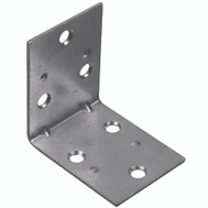 National Hardware S755-685 N285-551 Stanley 2 Inch Double Wide Zinc Plated Corner Brace 2 Pack