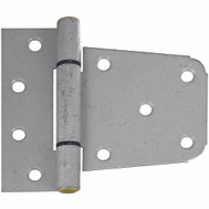 National Hardware N259-283 S808-683 Stanley Extra Heavy Gate Hinge 3-1/2 Inch Galvanized