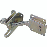 National Hardware N342-618 S808-808 Stanley Max Latch Self Adjusting Gate Latch 4 Inch Zinc Plated Steel