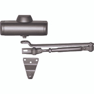 National Hardware S820-233 Stanley Residential Door Closer With Hold Open 85 Lb. Maximum Bronze