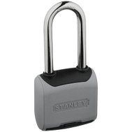 National Hardware S828-186 Stanley Professional Grade 24/7 Security 50Mm 2 Inch Combination Lock 2-1/2 Inch Shackle Clearance