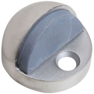 National Hardware S829-184 N829-286 Stanley High Rise Dome Floor Mount Door Stop Stainless Steel
