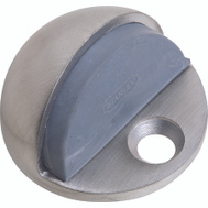 National Hardware S829-226 Stanley Low Rise Dome Floor Mount Door Stop Stainless Steel