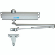 National Hardware S829-523 Stanley Architectural Grade Door Closer 180 Pounds Maximum Aluminum