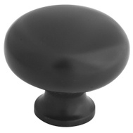 National Hardware S833-525 Stanley Classic Round Cabinet And Drawer Knobs Oil Rubbed Bronze 2 Pack