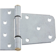National Hardware S838-748 N259-283 Stanley Extra Heavy Gate Hinge 3-1/2 Inch Galvanized Bulk