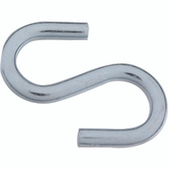 National Hardware S759-150 N121-756 N273-441 Stanley Heavy Open S Hook 3 Inch Zinc Plated Steel
