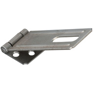 National Hardware S755-075 N102-764 Stanley Safety Hasp 4-1/2 Inch Galvanized Steel
