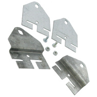 National Hardware S730-820 N280-511 Stanley Tandem Bracket Set 5-5/16 Inch Length Galvanized